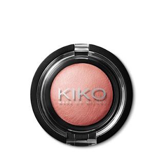 Kiko On-the-go Minis Colour Veil Blush 01 Pink