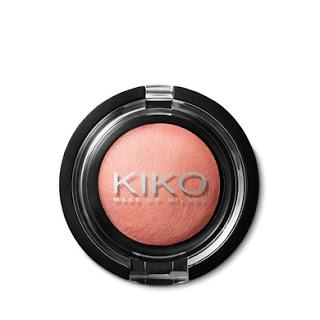 Kiko On-the-go Minis Colour Veil Blush 03 Apricot