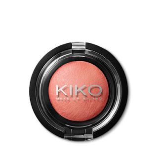 Kiko On-the-go Minis Colour Veil Blush 04 Coral