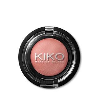 Kiko On-the-go Minis Colour Veil Blush 06 Mauve