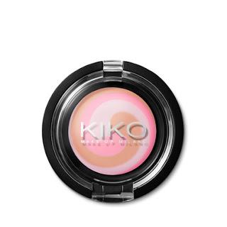 Kiko On-the-go Minis Colour Twister Lipgloss 01 Rosy Beige