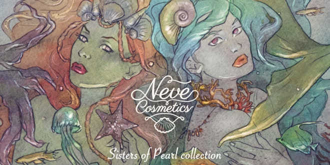 NeveCosmetics-SistersOfPearl-Collection-banner