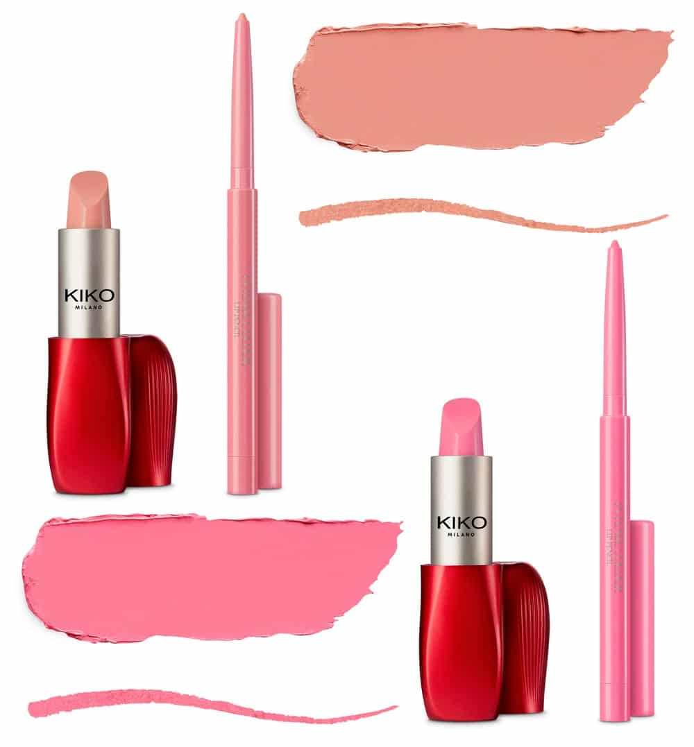 Intense-colour-lip-kit-kiko-holiday-collection-natale-2016-09-Heavenly-Beige-10-Fairy-pink