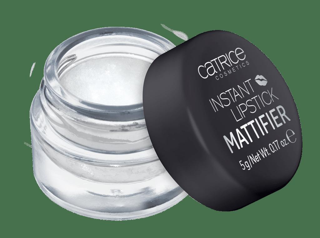 Catrice Primavera-Estate 2017, tutte le novità: balsamo labbra Instant Lipstick Mattifier