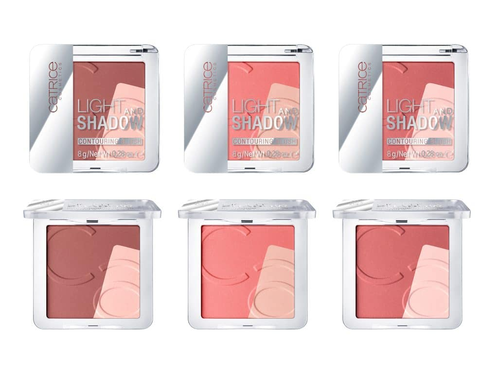 Catrice Primavera-Estate 2017, tutte le novità: Light and Shadow Contouring Blush