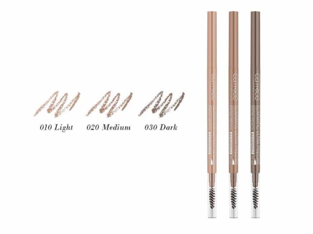 Catrice Primavera-Estate 2017, tutte le novità: matita sopracciglia Slim'Matic Ultra Precise