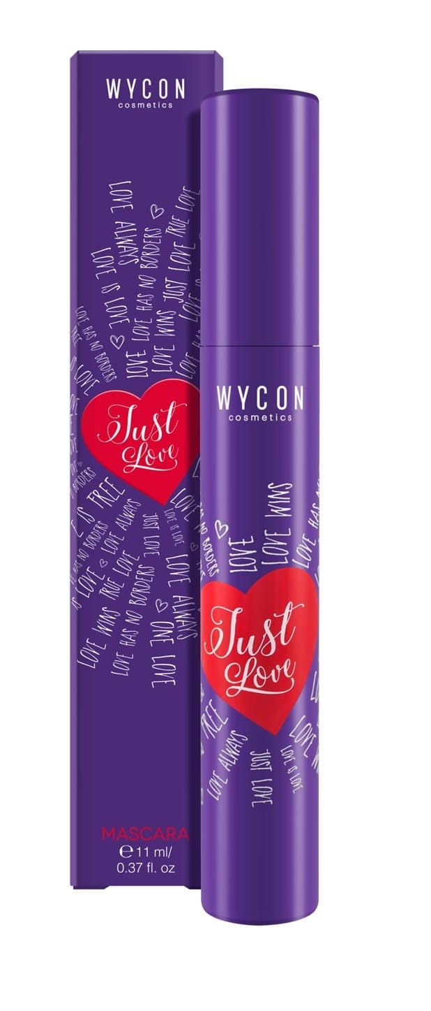 Wycon Just Love Mascara - Collezione San Valentino 2017