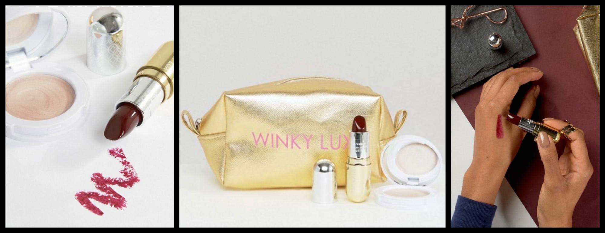 Saldi Asos Beauty- Winky Lux: Nice set rossetto e illuminante