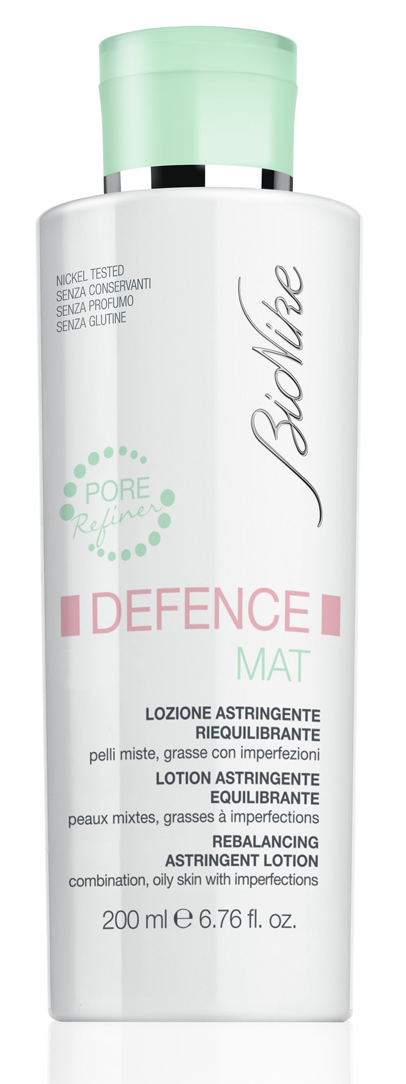 Lozione astringente riequilibrante Defence by BioNike
