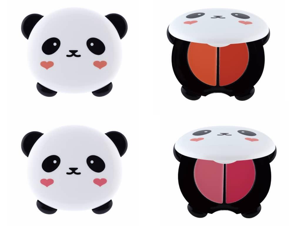 Panda's Collection presenta il duo labbra e guance