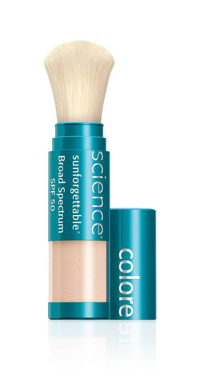 Il pennello ultra innovativo della linea Sunforgettable di Colorscience per una pelle bella e sana