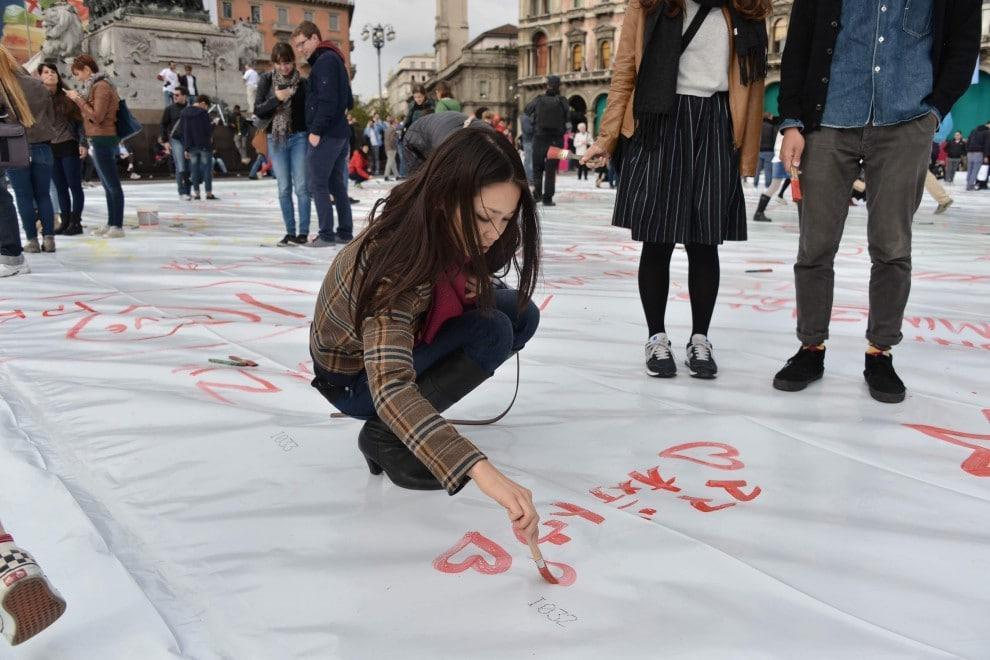 Pagina Bianca, l'iniziativa benefica di Bionike e FARE X BENE onlus contro la violenza sulle donne