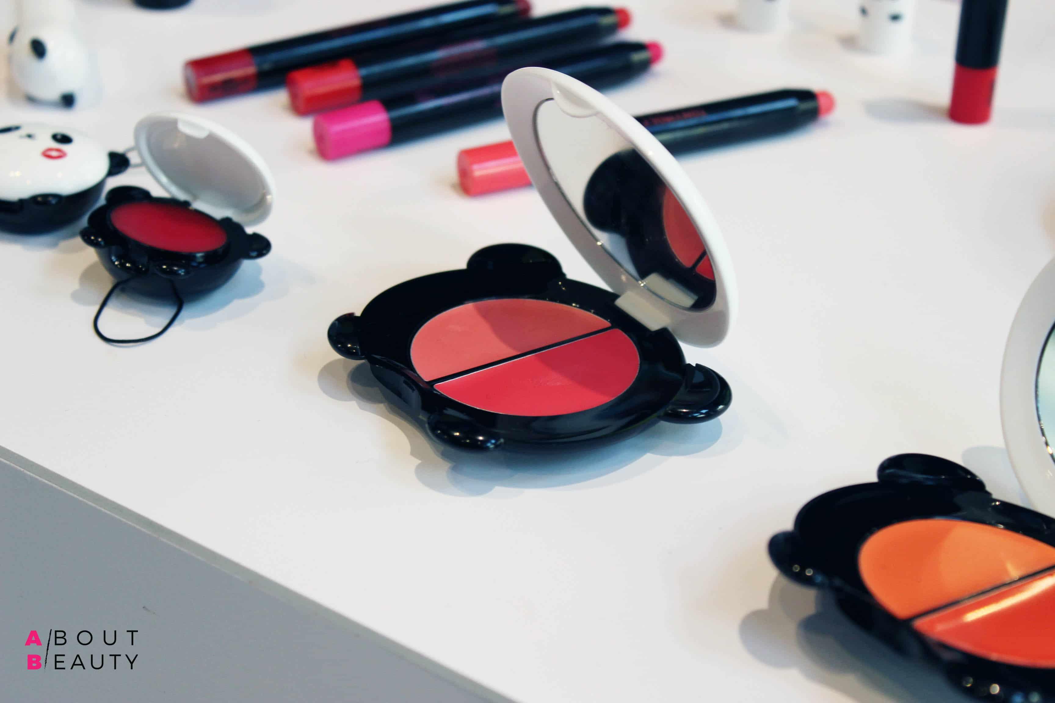 TonyMoly Panda's Dream - Dual Lip & Cheek
