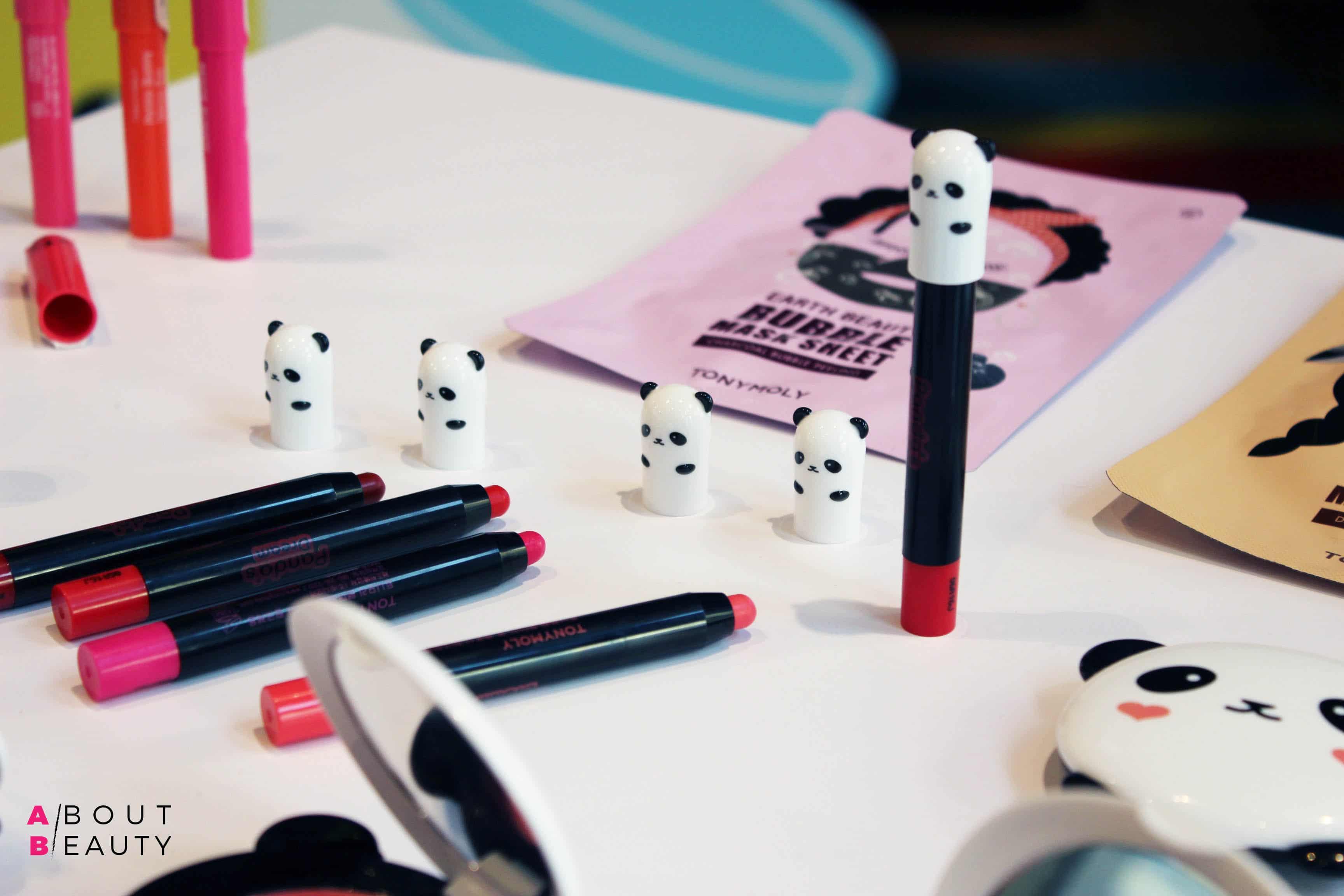 TonyMoly Panda's Collection - Panda's Dream Glossy Lip Crayon