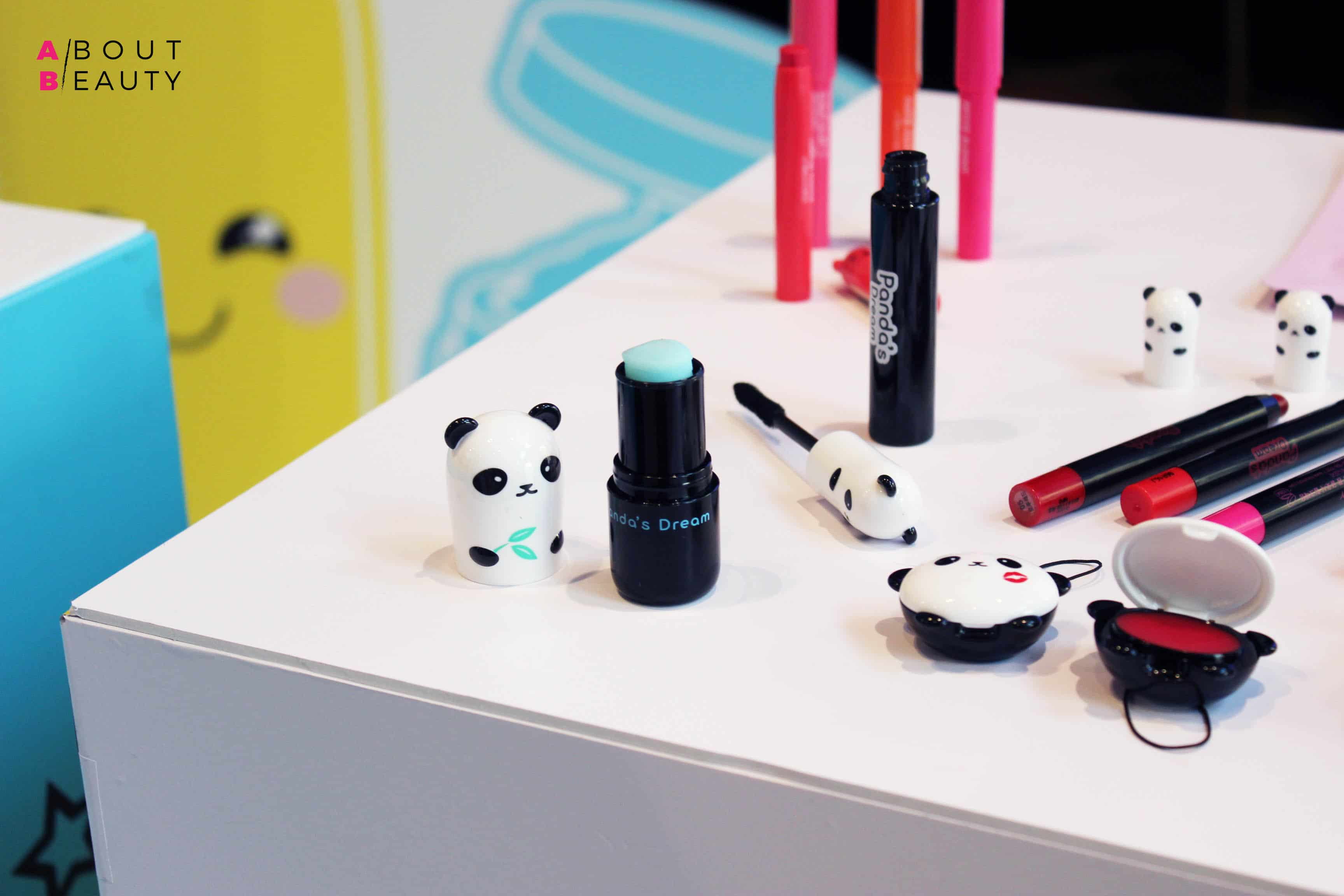 TonyMoly Panda Collection - Panda's Dream Smudge Out