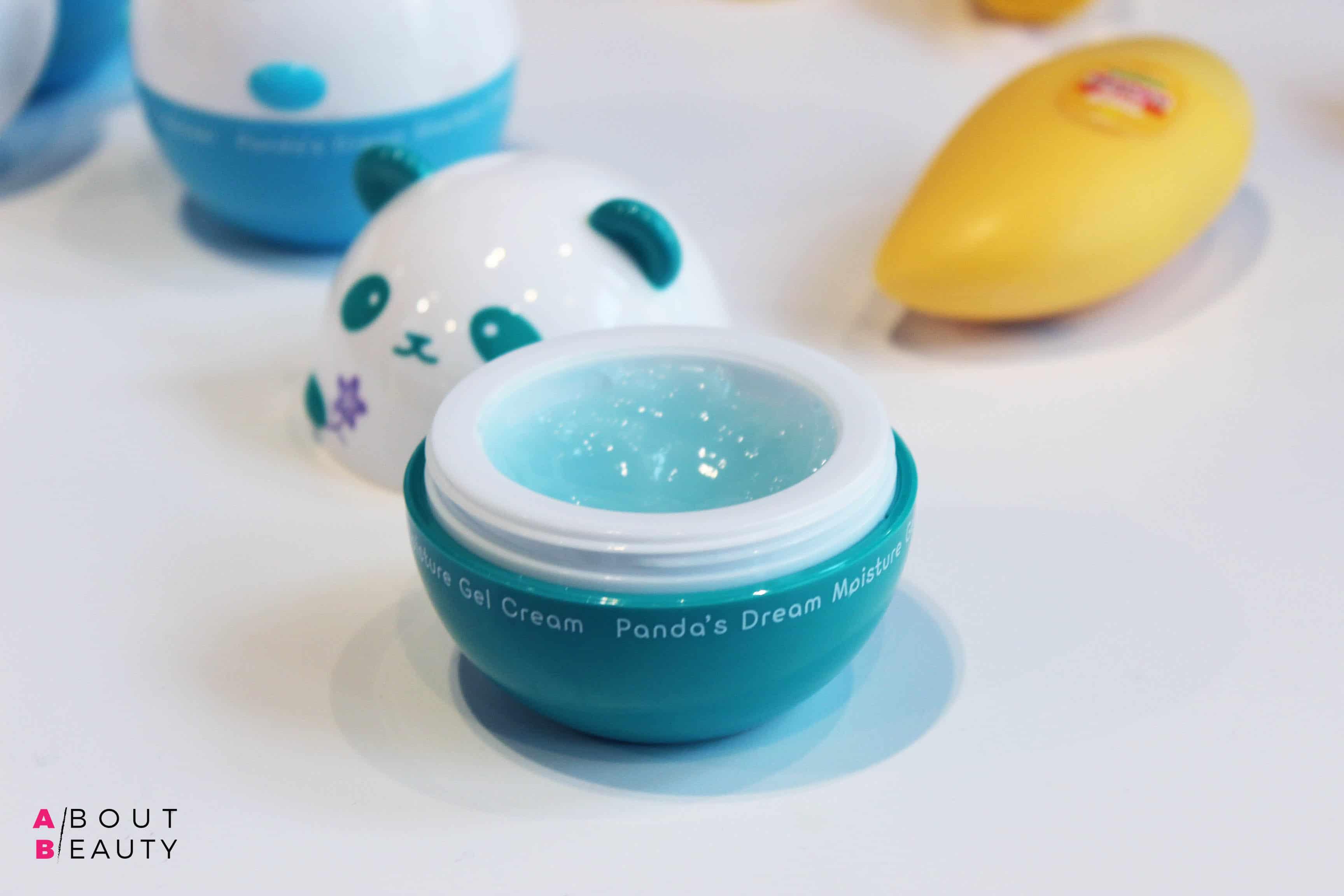 TonyMoly Panda's Dream Watery Moisture Gel Cream
