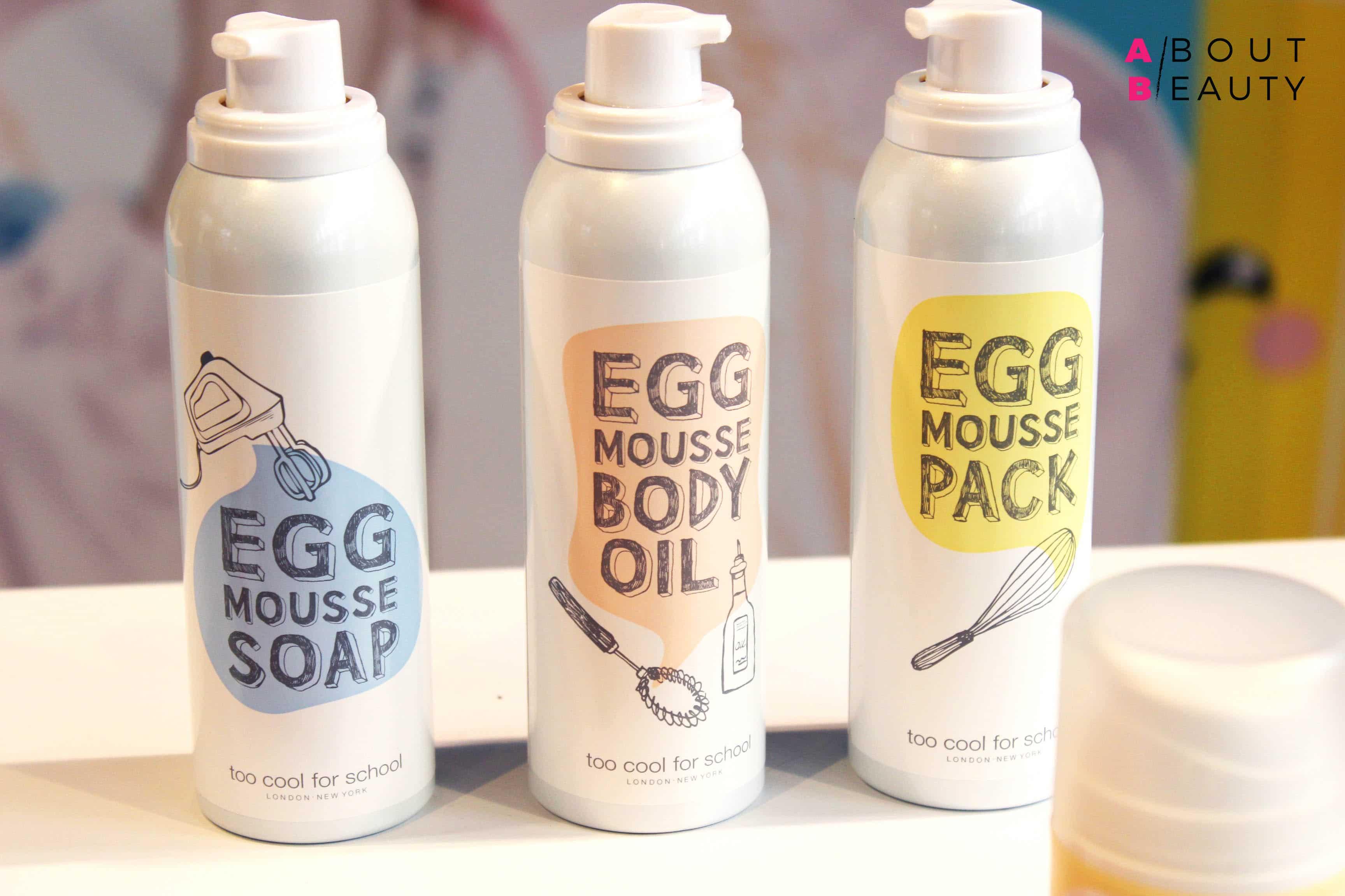 Too Cool For School sbarca da Sephora: ecco la nuova Egg Collection