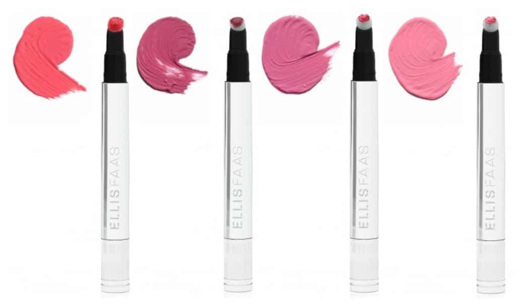 Ellis Faas Glazed Lips: le seconde 4 tonalità disponibili
