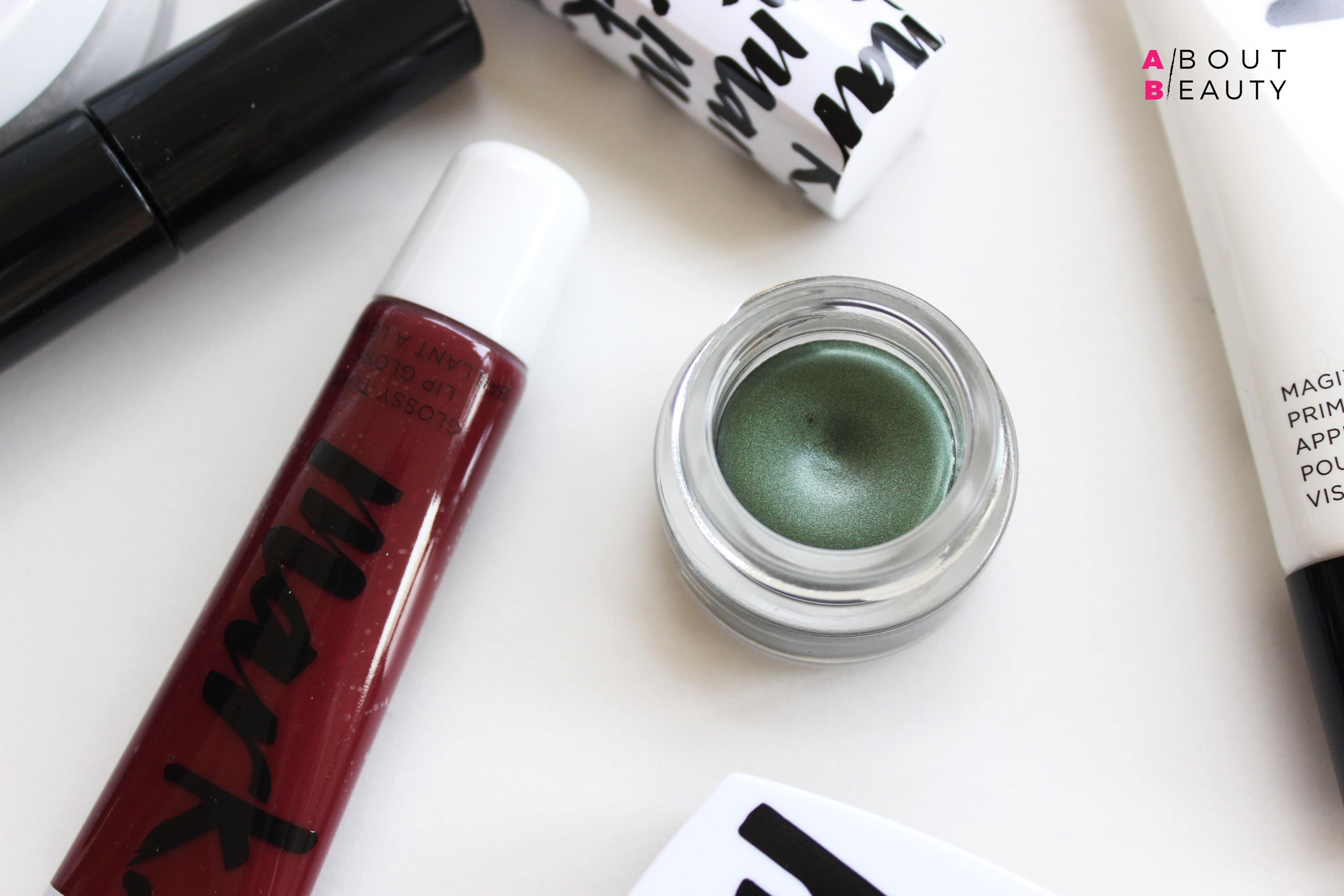 Avon Mark, gli ombretti in crema - La colorazione Eternal Emerald