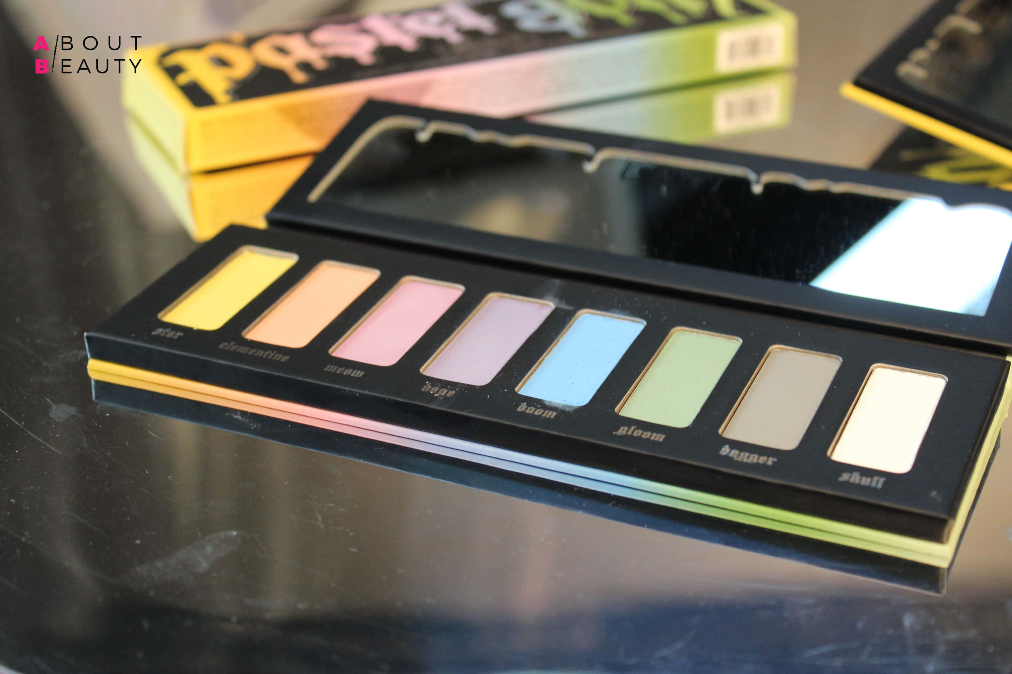 Kat Von D, tutti i prodotti per il trucco occhi in arrivo da Sephora - Pastel Goth Eyeshadow Palette