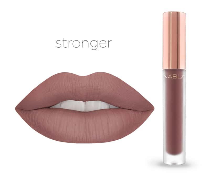 Stronger - Dreamy Matte Liquid Lipsticks, le nuove tinte labbra Nabla Cosmetics