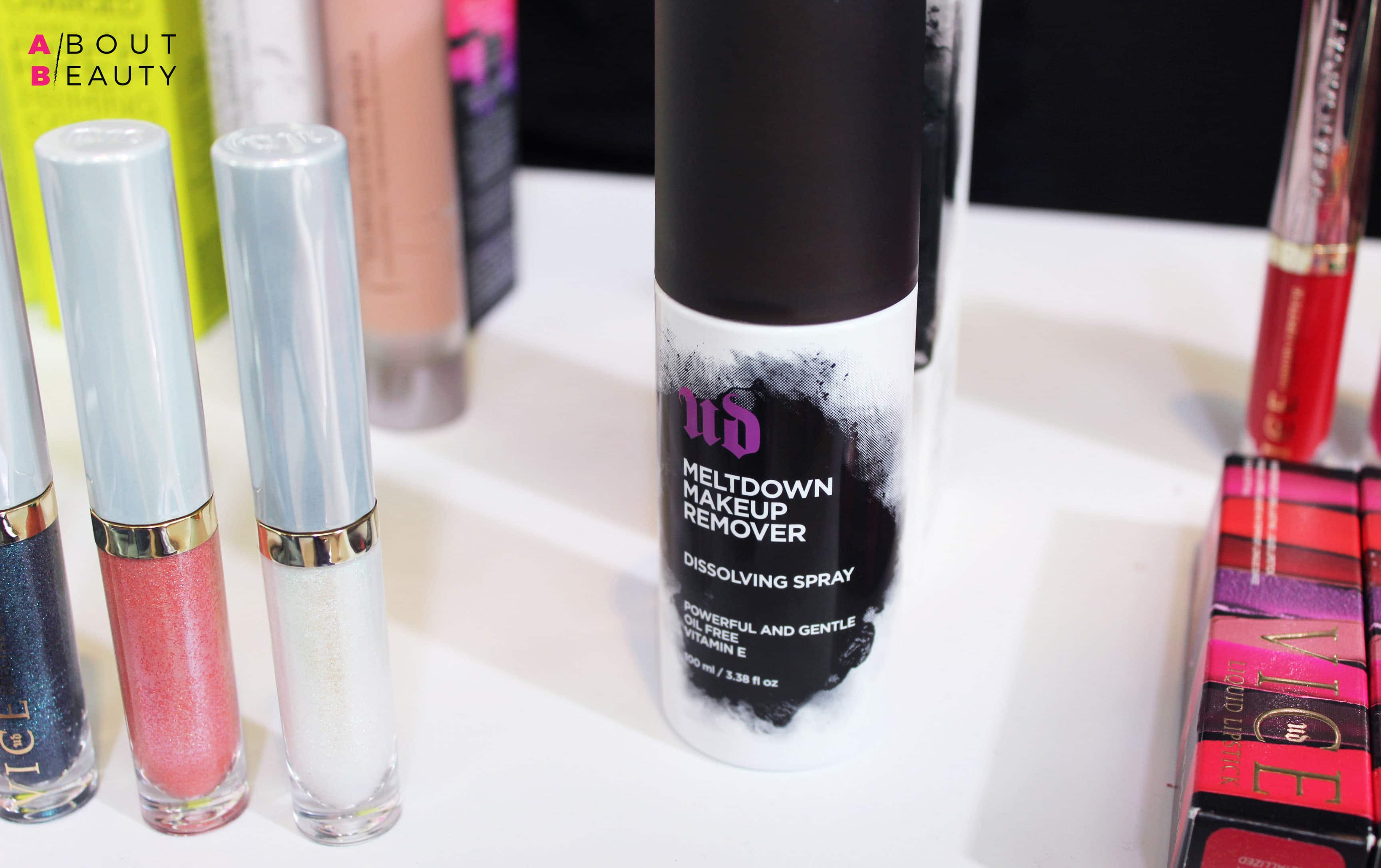 Urban Decay Meltdown Make-up Remover Spray