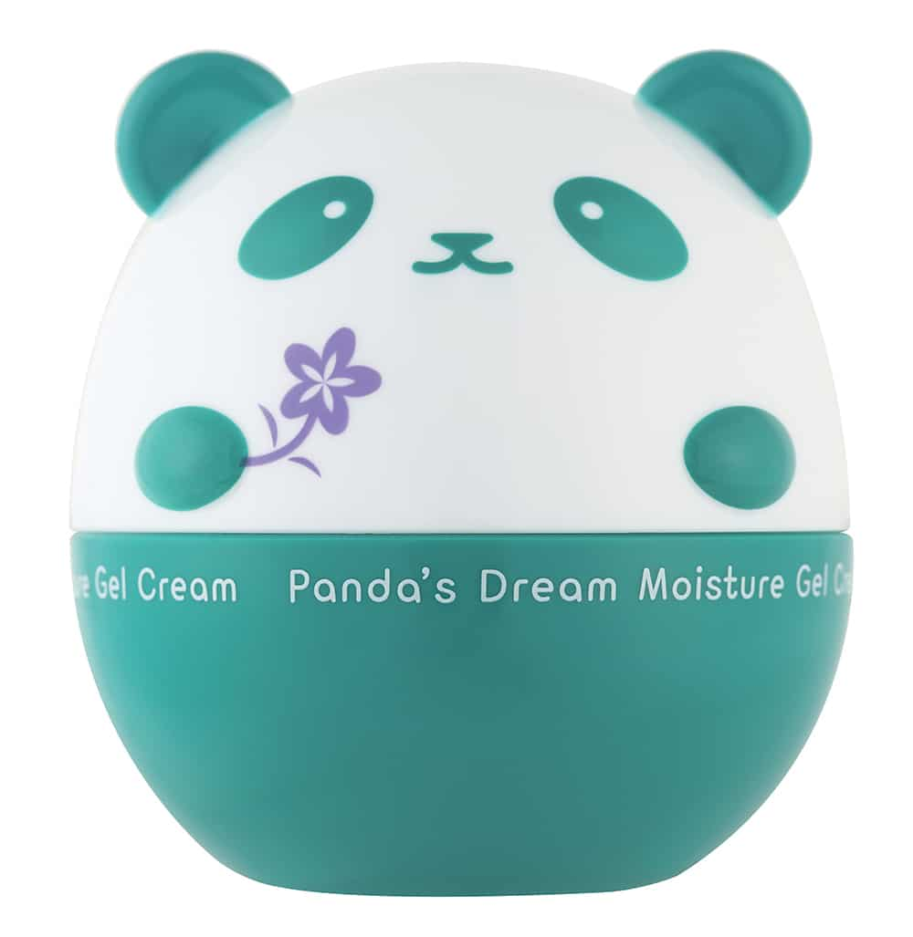 TonyMoly Panda's Collection Watery Moisture Gel Cream - Skincare Coreana