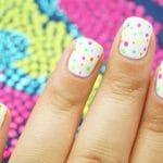 Electric Summer Nails, unghie vivaci per l'estate 2017 - Tutorial Nailart