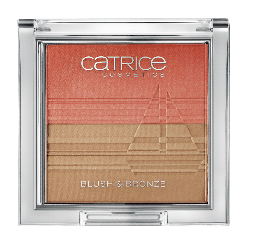 Travelight Story by Catrice: blush e terra effetto shimmer