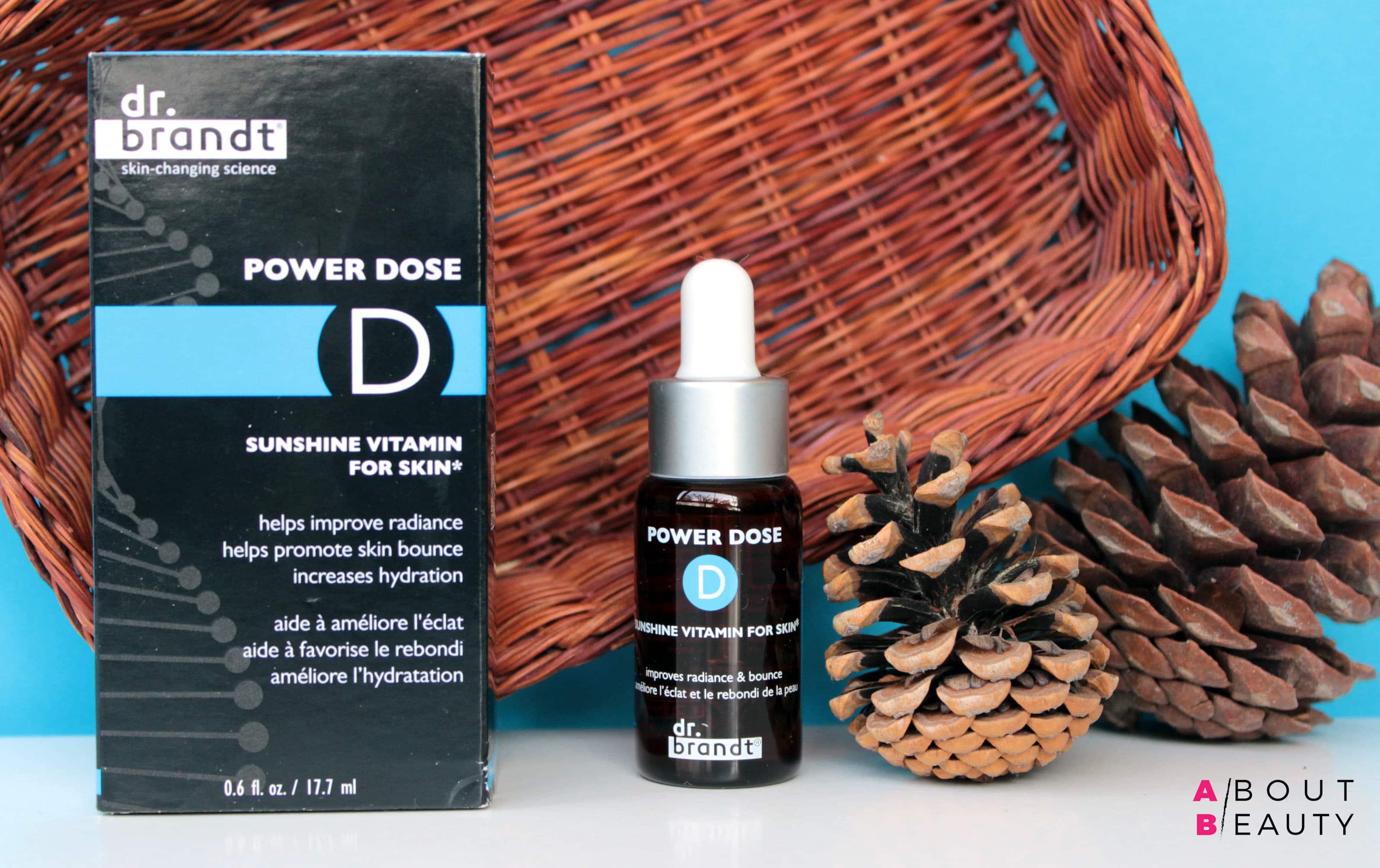 Dr. Brandt Power D, la vitamina D super concentrata - Recensione, opinioni, inci, dove acquistare, prezzo