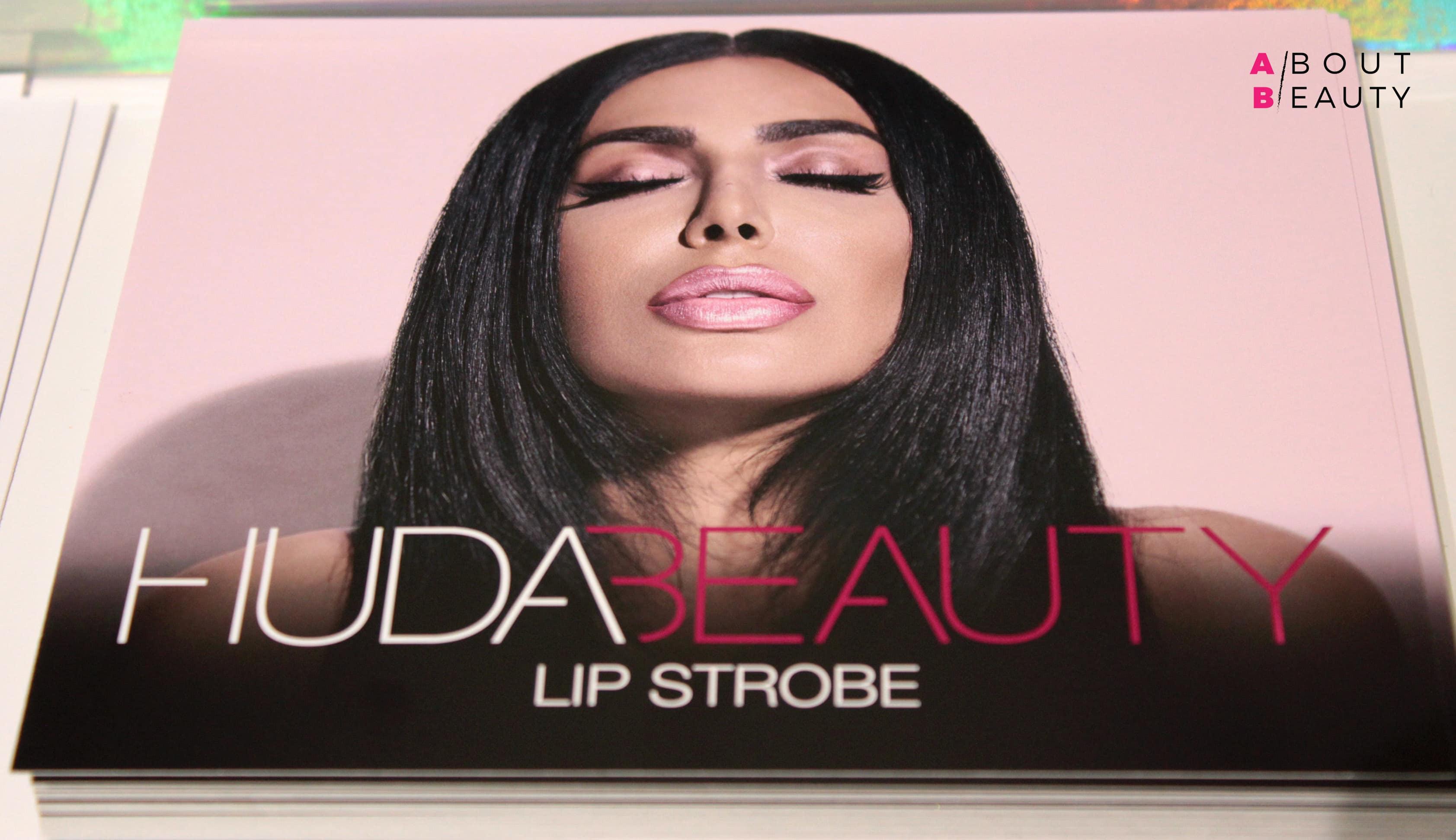 Huda Beauty arriva in Italia: tutti i prodotti presto disponibili da Sephora - Rossetti liquidi Lip Strobe