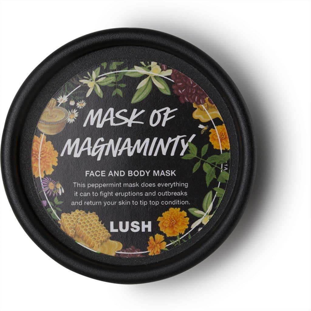 Mask of Magnaminty Lush maschera viso e corpo