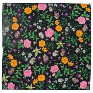 Lush foulard botanical
