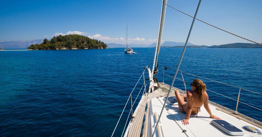 Sailsquare, itinerario in Costa Azzurra