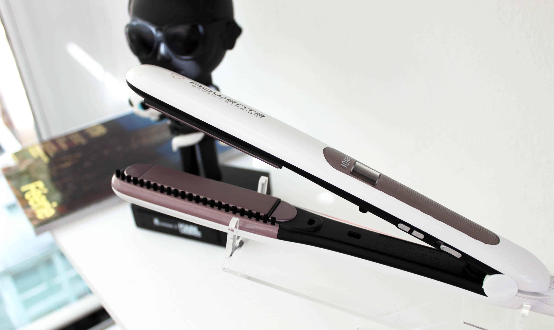 Capelli da favola in ogni occasione con Rowenta Premium Care - Evento, info, recensioni, prezzo - La piastra Brush & Straight
