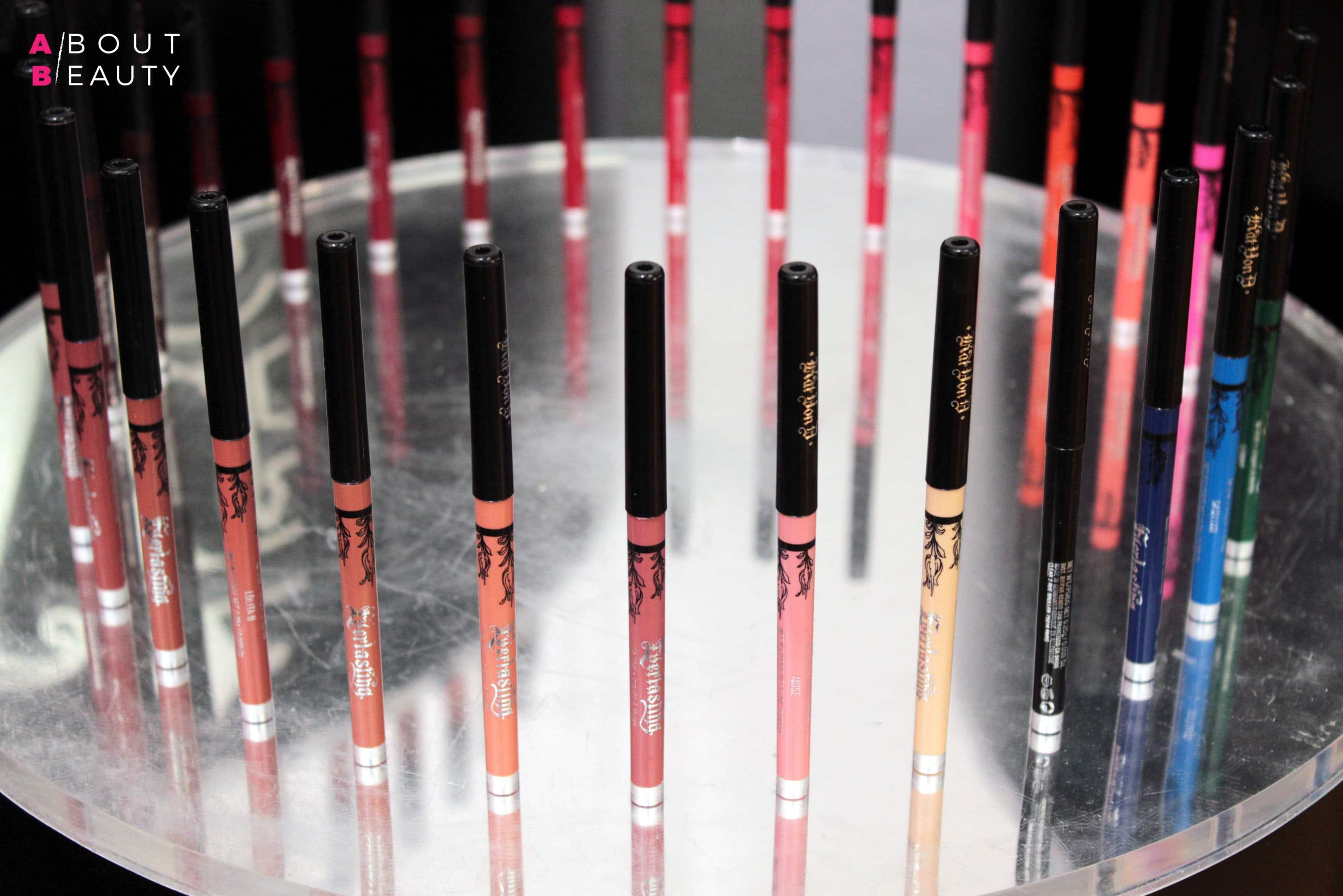 Arrivano le nuove tonalità di matite labbra Everlasting Lip Liner firmate Kat Von D per l'autunno-inverno 2017