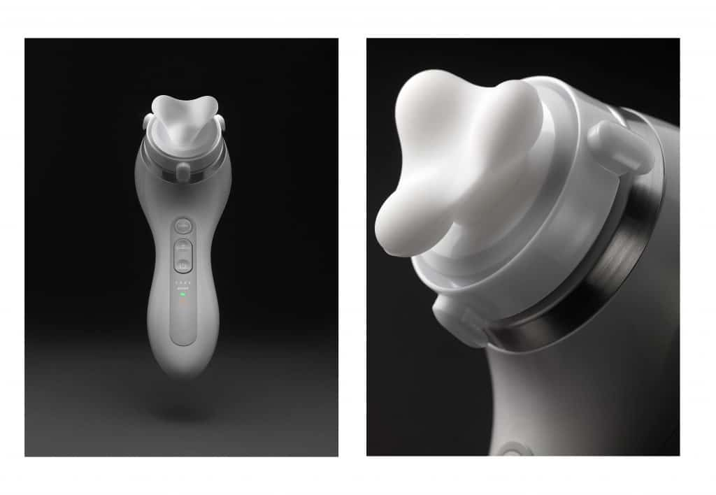 Clarisonic Smart Profile Uplift, con l'innovativa testina in silicone Firming Massage