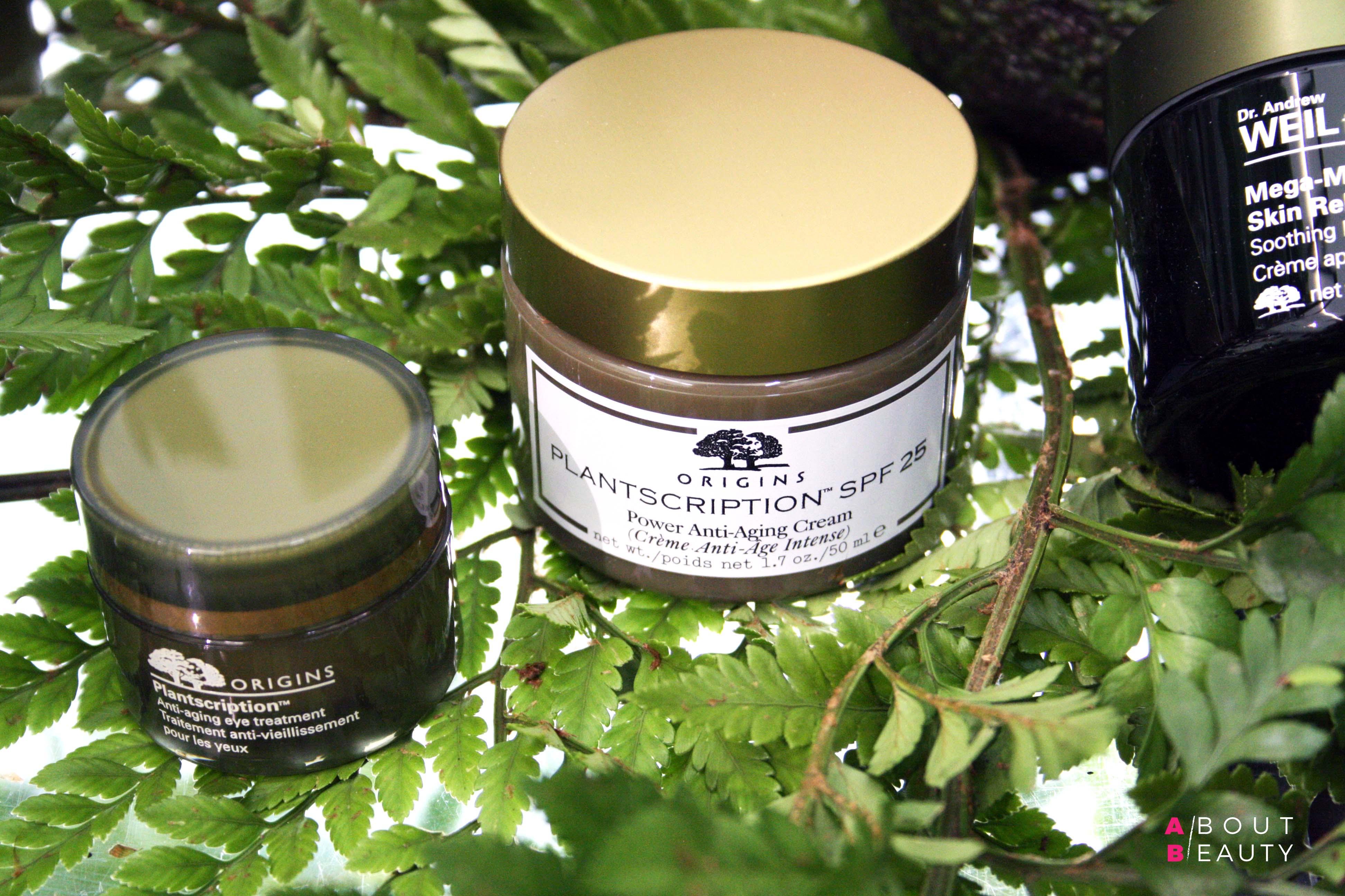 Origins arriva da Sephora con le sue linee skincare naturali: tutte le info foto e prezzi - Plantscription SPF 25