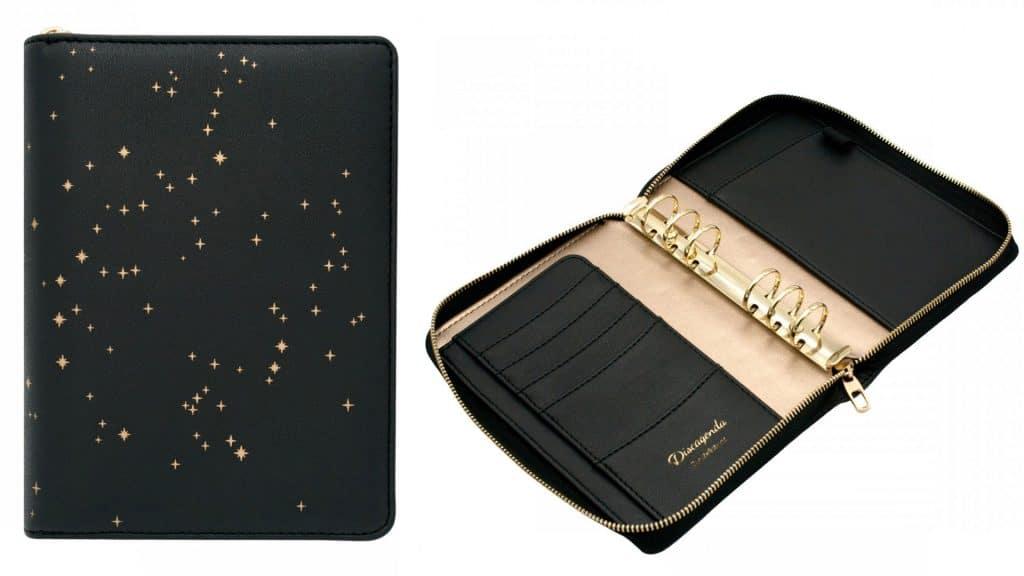 Dokibook agende 2018 constellations