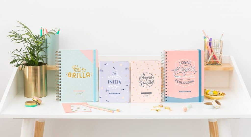 Tutte le agende 2018 Mr.Wonderful