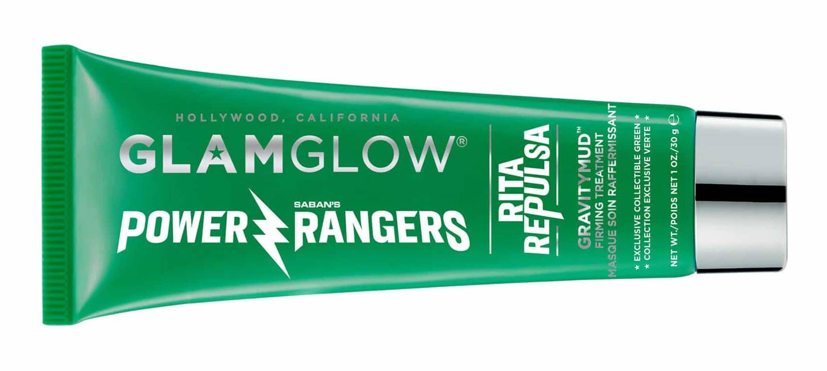 About Beauty GlamGlow Power Rangers2