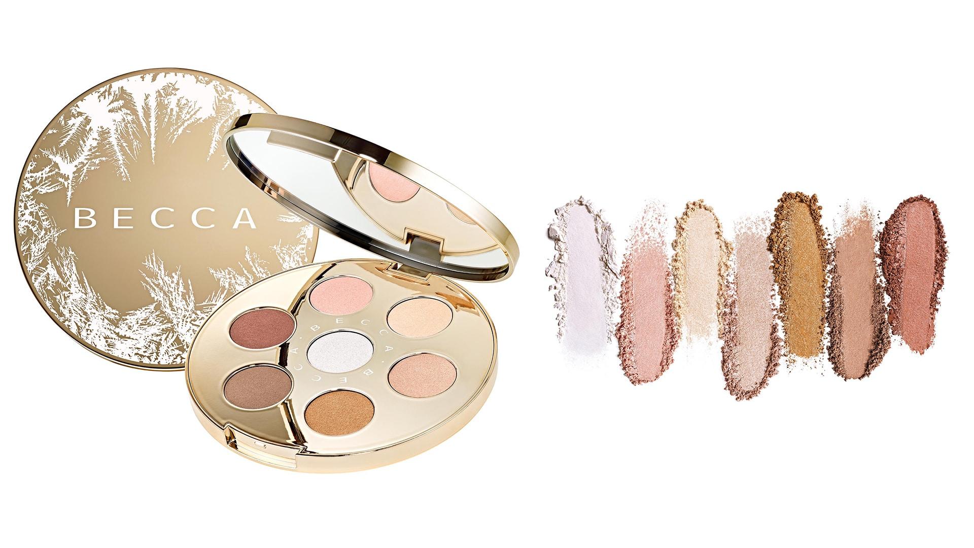 Novità natalizie Becca Cosmetics, Eye Palette