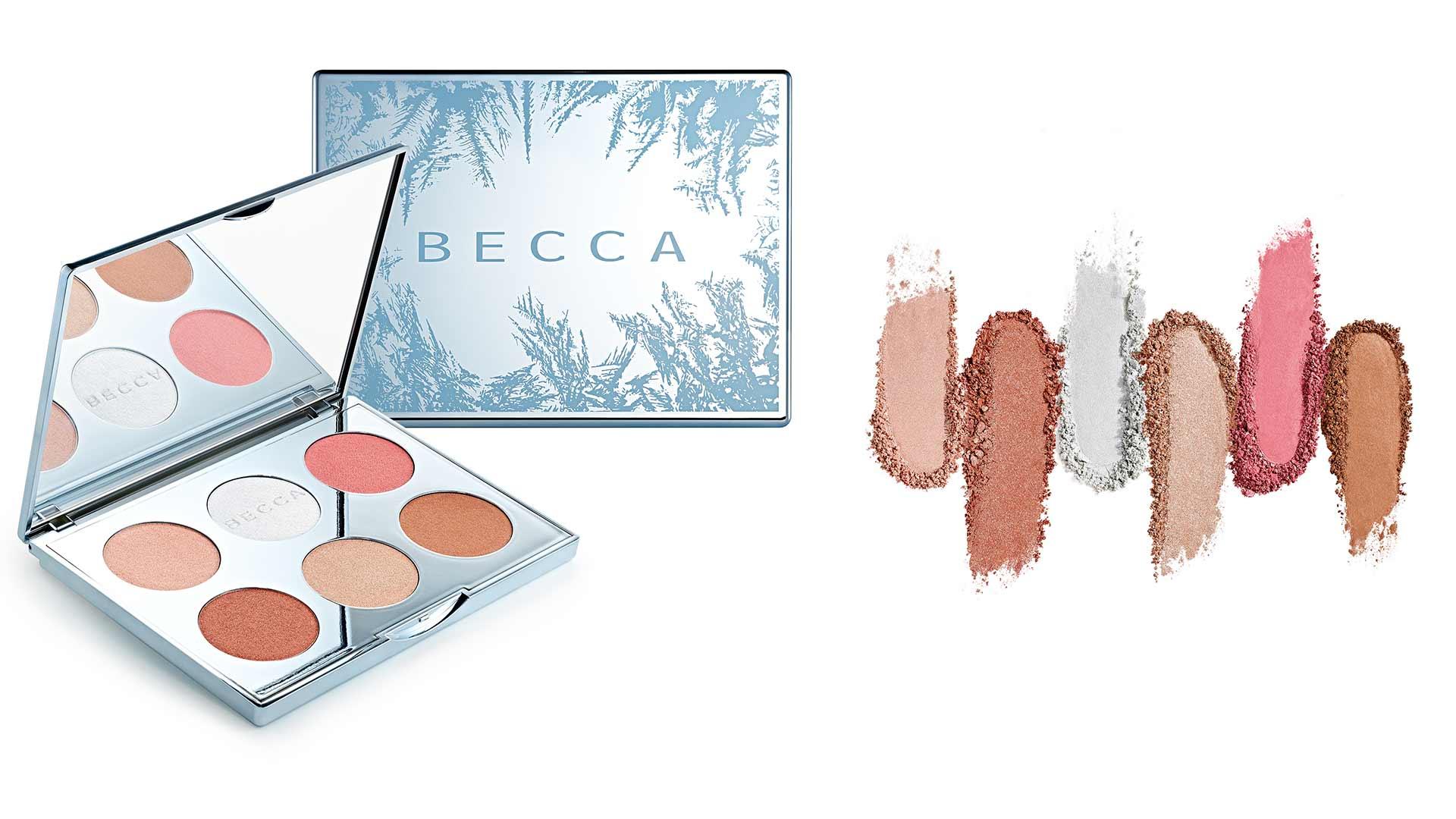 Novità natalizie Becca Cosmetics, Face Palette