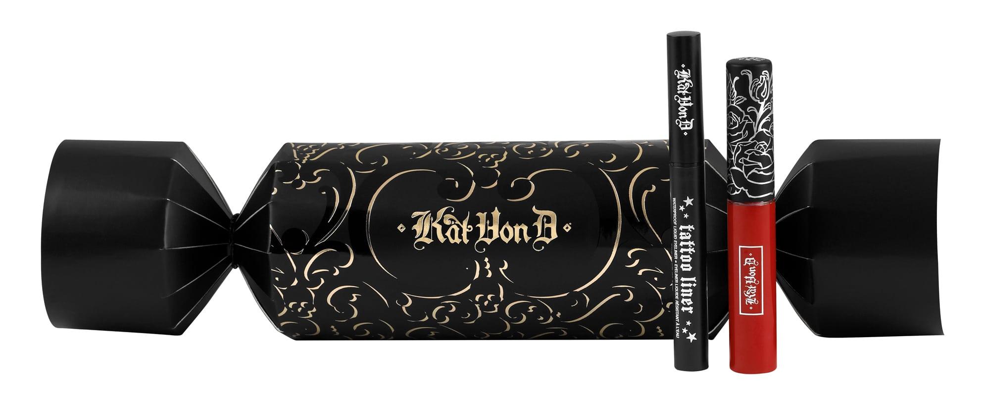 Novità Kat Von D per il Natale 2017, Everlasting lip liner mini set