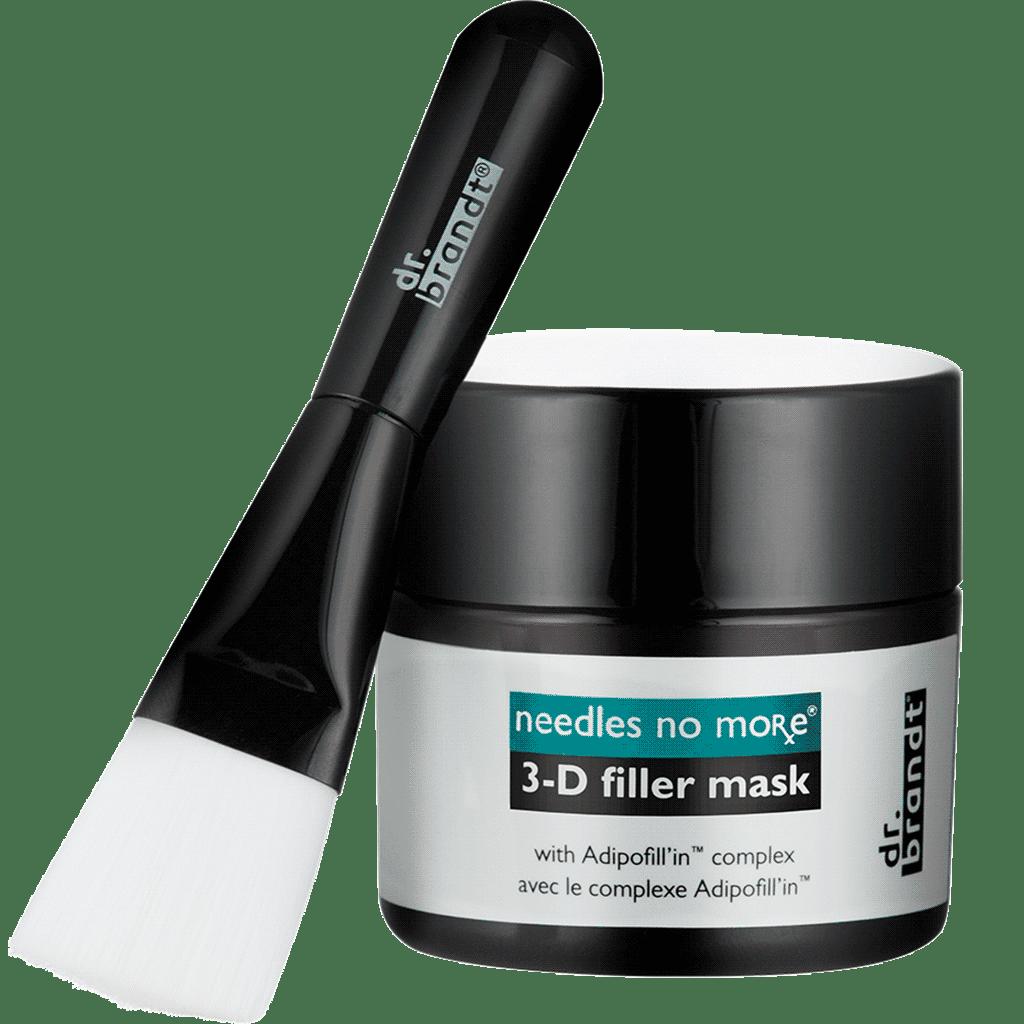 Needles No More: Dr. Brandt contro i segni del tempo - 3-D Filler Mask