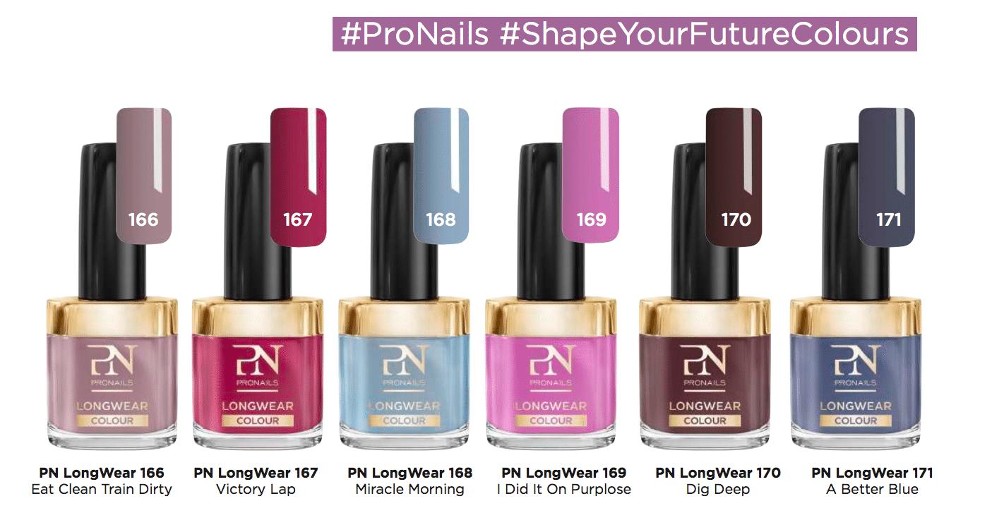 ProNails Shape your future