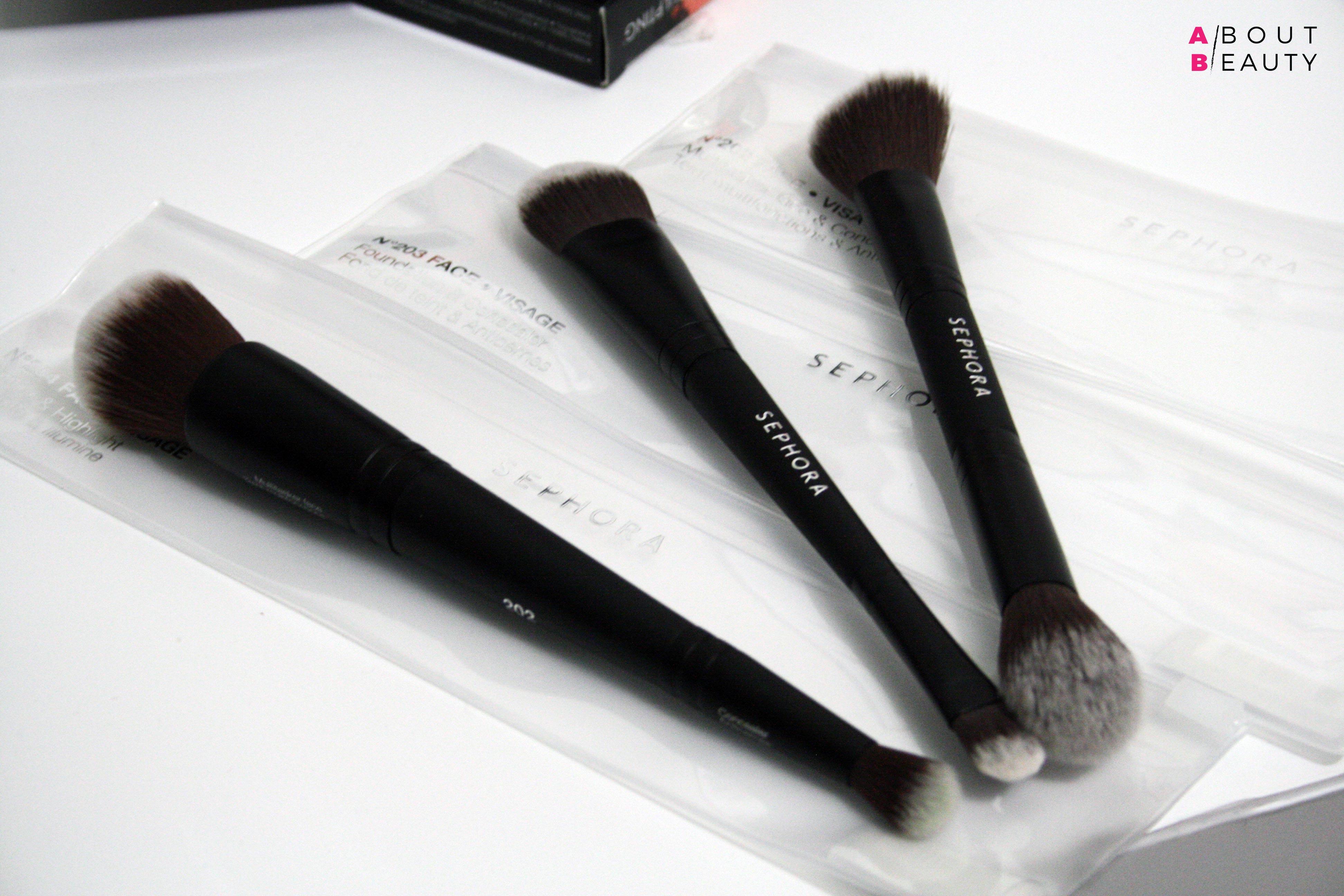 Novità Sephora Viso: i nuovi pennelli