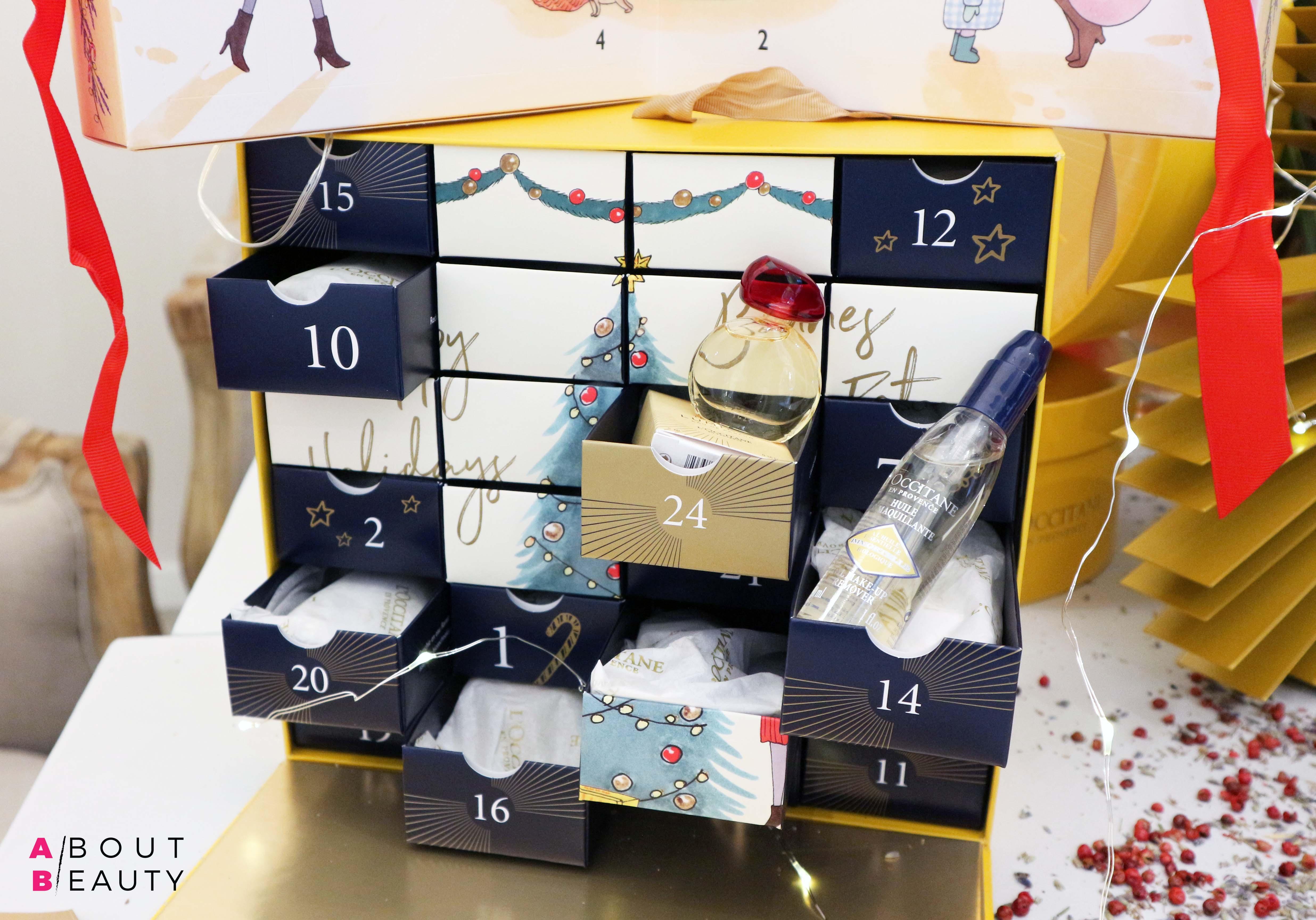 Il Natale L'Occitane 2017: tutte le novità - Calendario dell'avvento Premium - Info, foto, prezzi