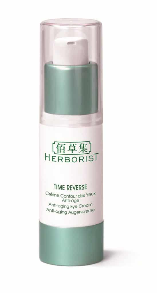 Trattamenti Antietà Herborist Time Reverse: info, prezzi, dove acquistare, recensione - Crema contorno occhi antietà