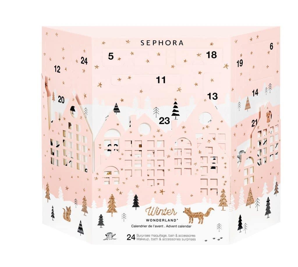 Calendari dell'Avvento Beauty 2017 da non perdere, il Calendario Sephora